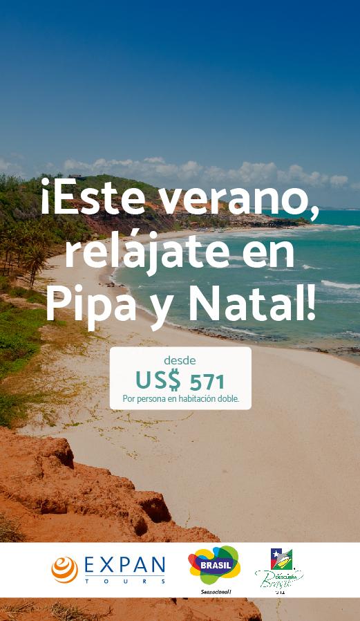 Banner Pipa y Natal