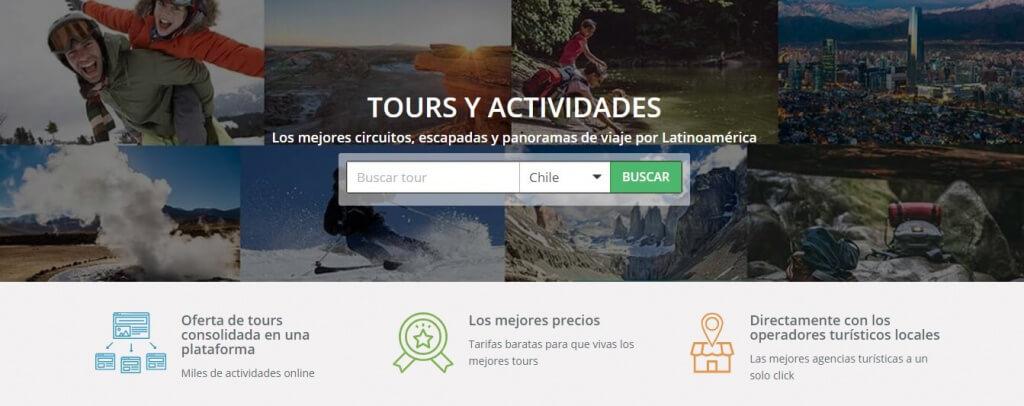Faro Travel marketplace - Sueños Viajeros