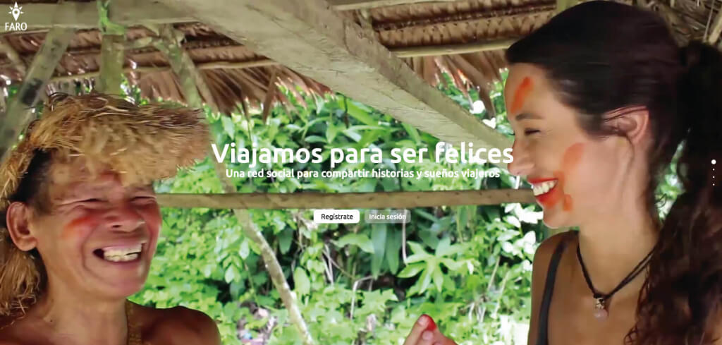 Red social Faro Travel - Sueños Viajeros