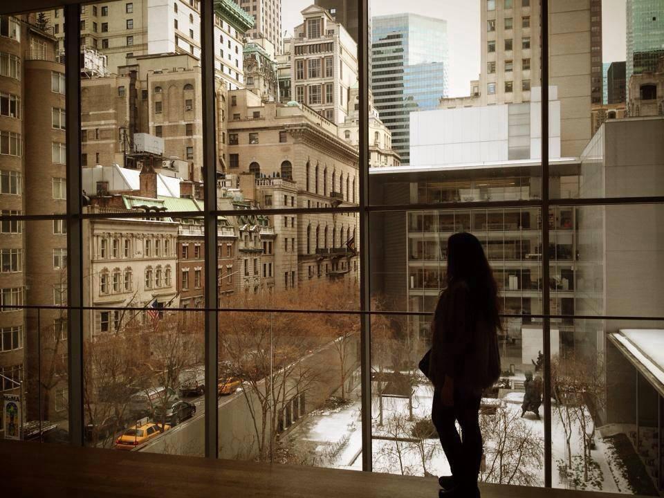 Nueva York en febrero: de luces, sombras y fríos polares