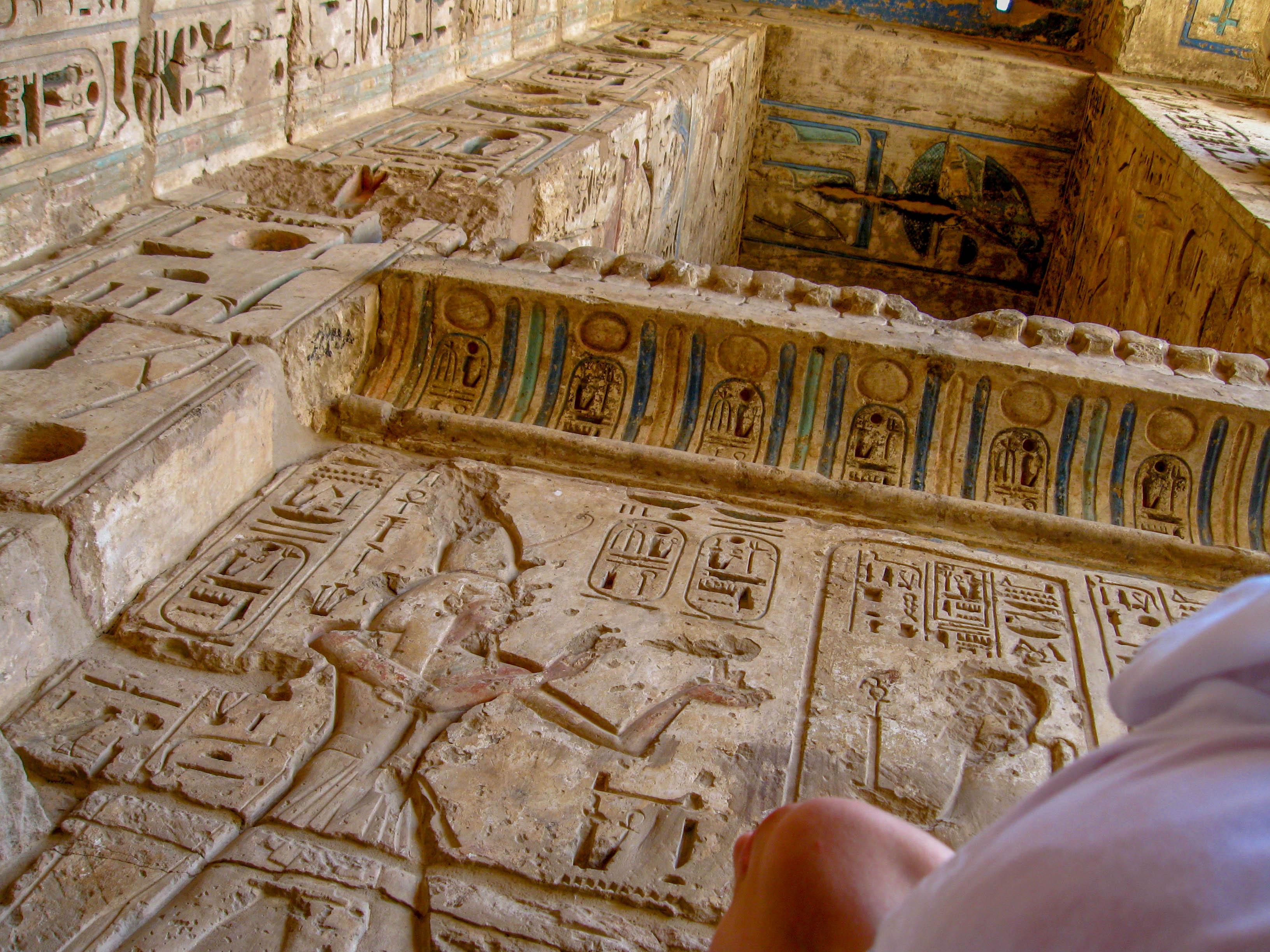 Sueño cumplido: Egipto para mí sola