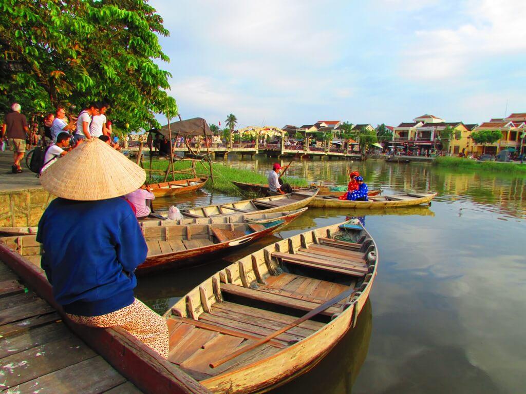 Hôi An, una ciudad detenida en el tiempo