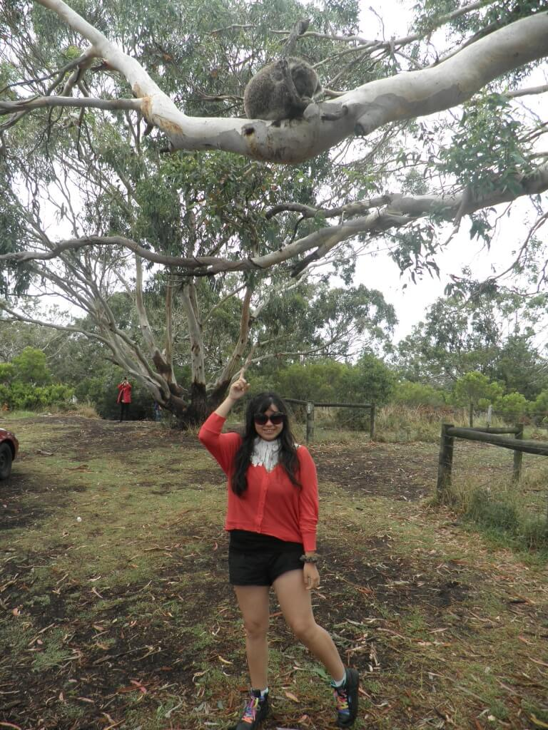 Camila Figueroa en Australia