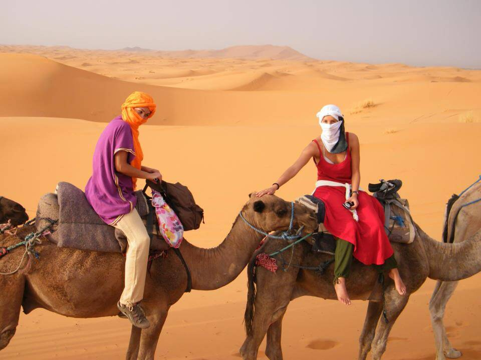 Aventura en el Sahara