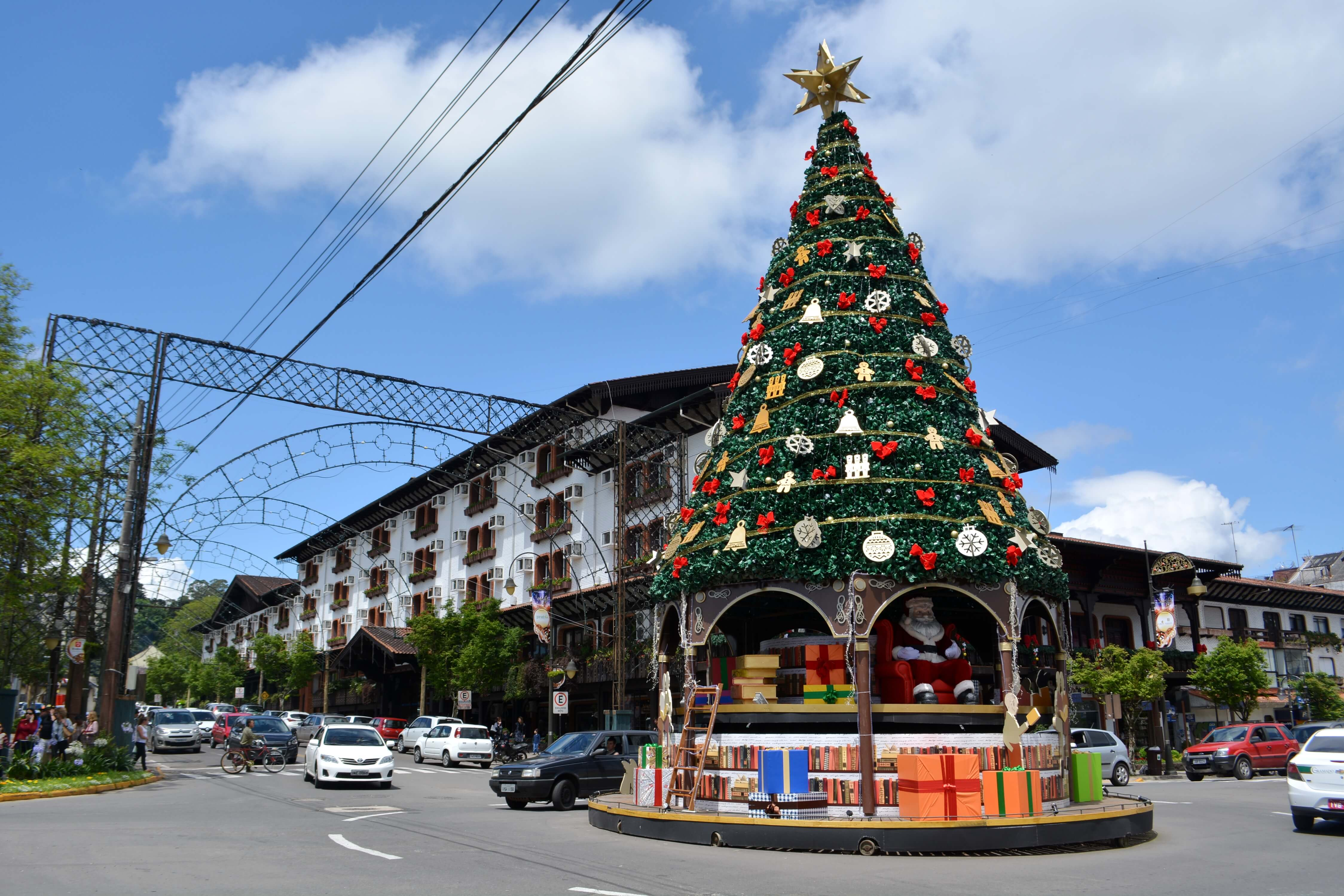 Fotos De Navidad En Brasil.La Eterna Navidad De Gramado Por Valeria Villalobos