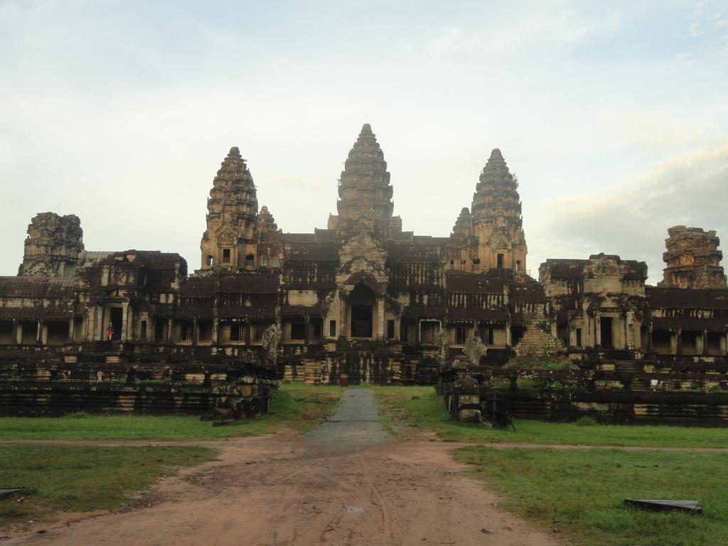 Una visita a Angkor en bici