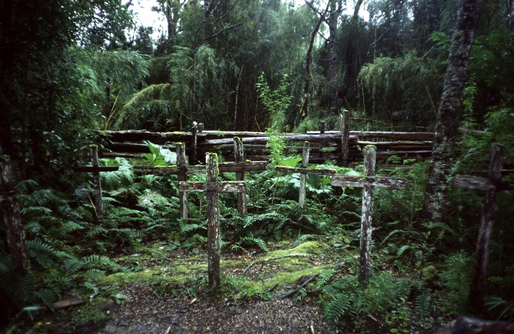 Isla de los Muertos, Chile