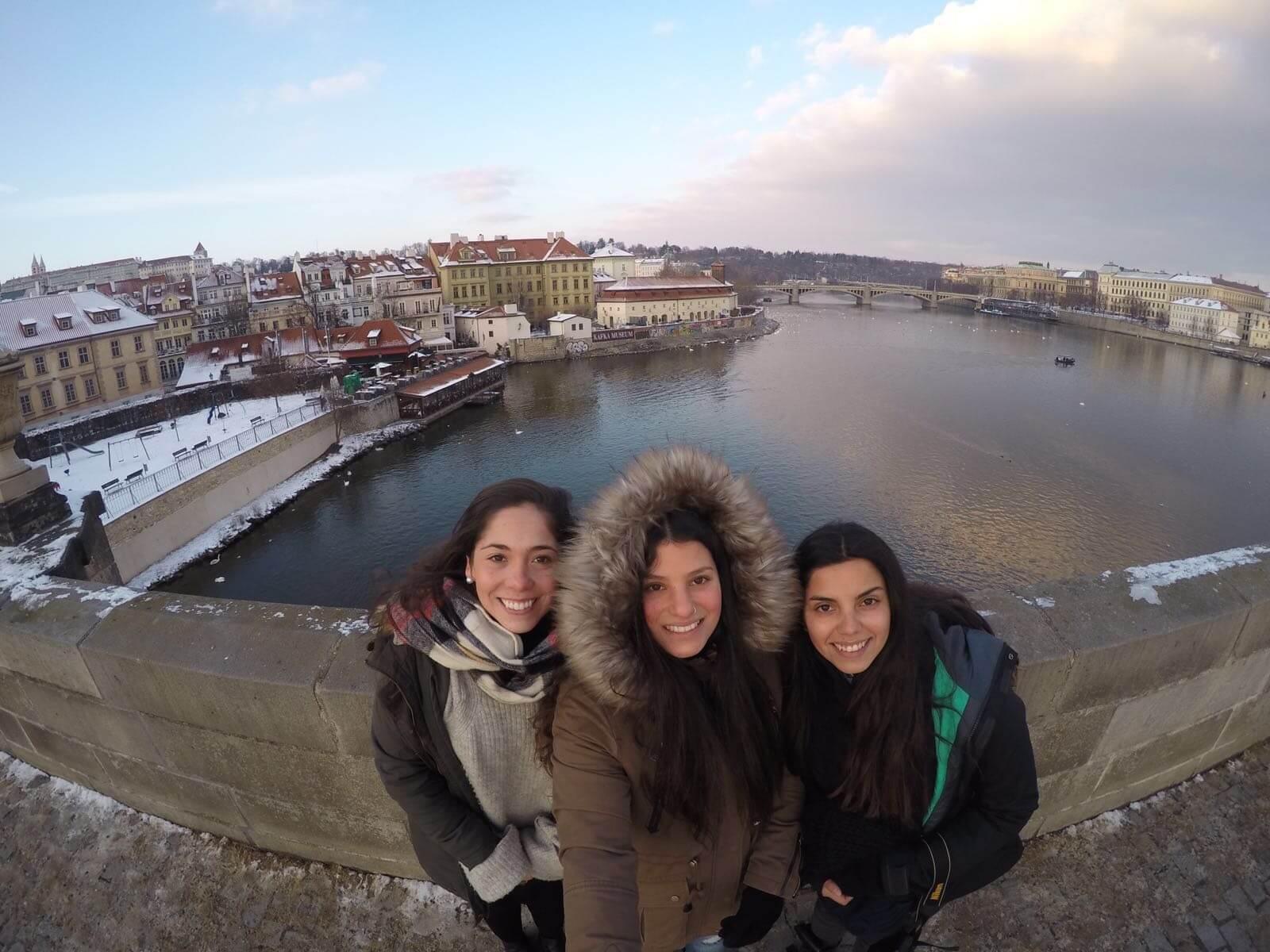 Descubriendo Budapest, Praga y Viena