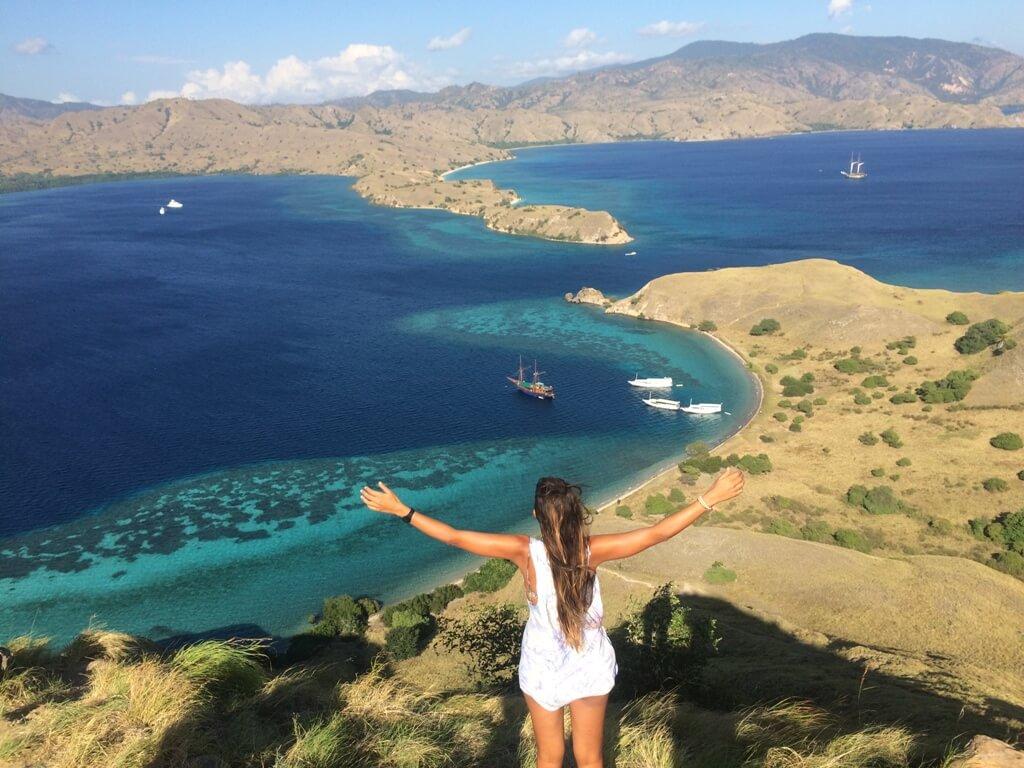 Indonesia: de Lombok a Flores en barco