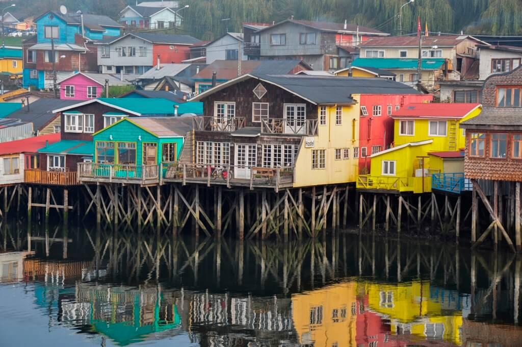 Chiloé: una esquina del sur