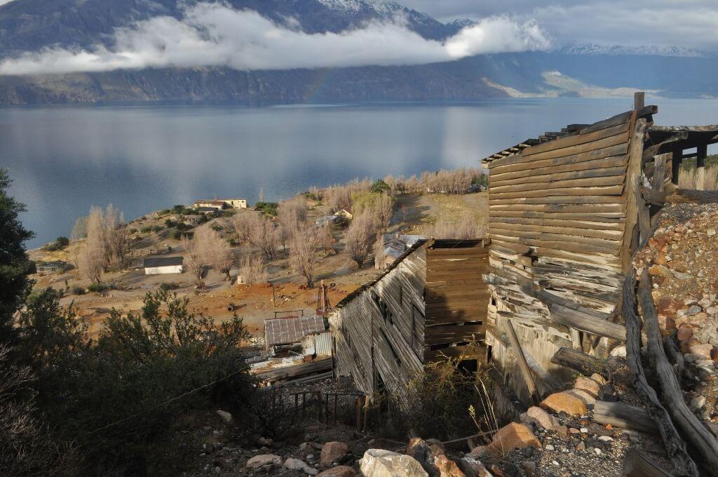 Puerto Cristal: el Humberstone de la Patagonia