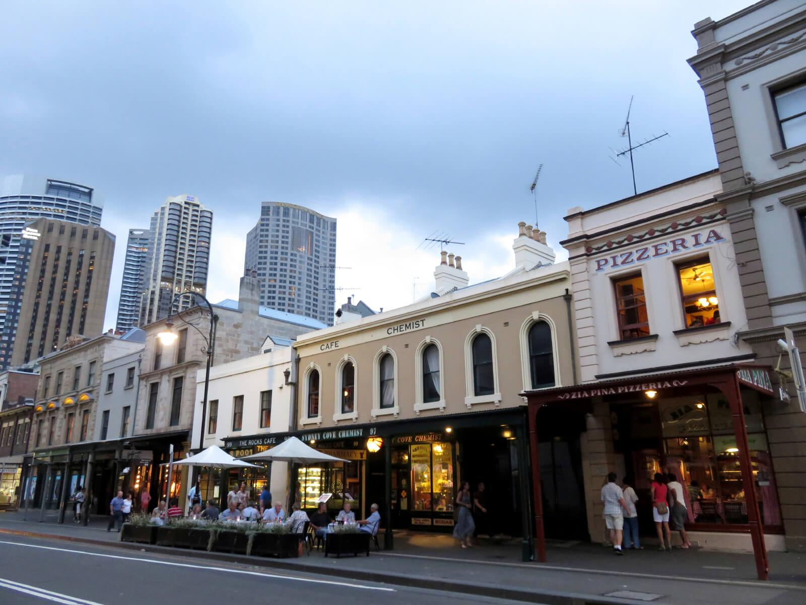 Vale la pena conocer Sydney
