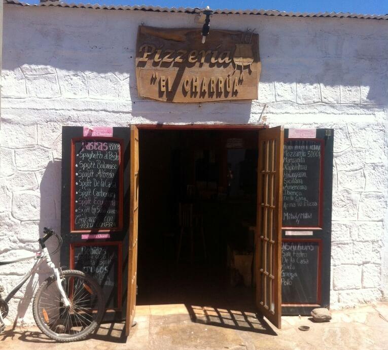 Pizzería El Charrúa, San Pedro de Atacama