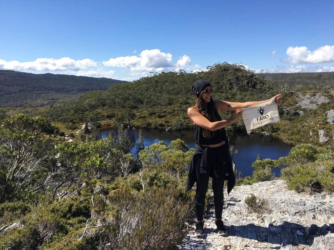Tasmania en campervan