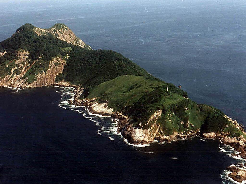 Ilha Queimada Grande - Sueños viajeros