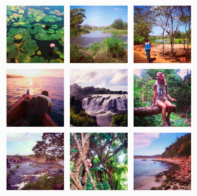 Instagram, mi guía de viajes en Colombia