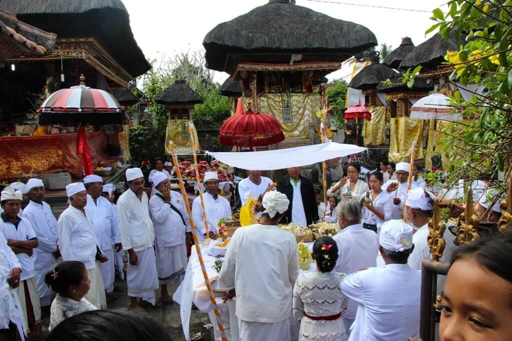 Funeral en Bali, Indonesia
