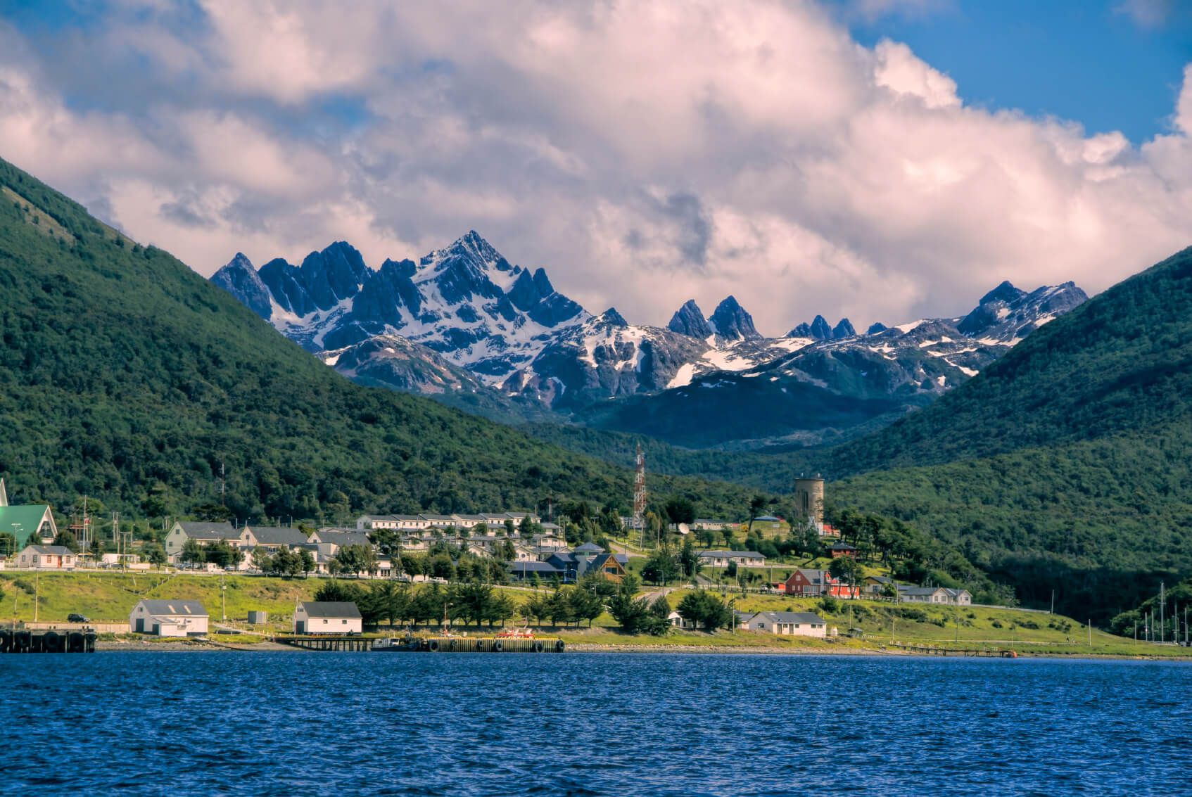 Isla Navarino, Chile