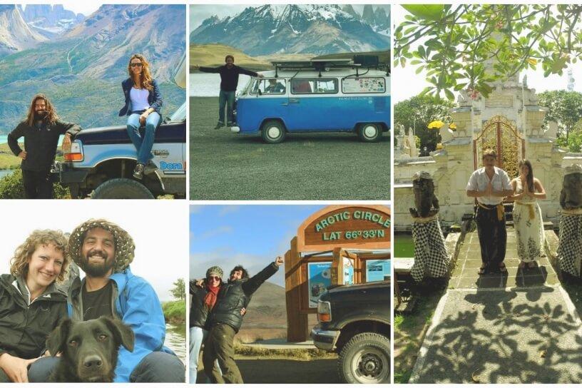 5 historias de chilenos que se fueron a cumplir su sueño