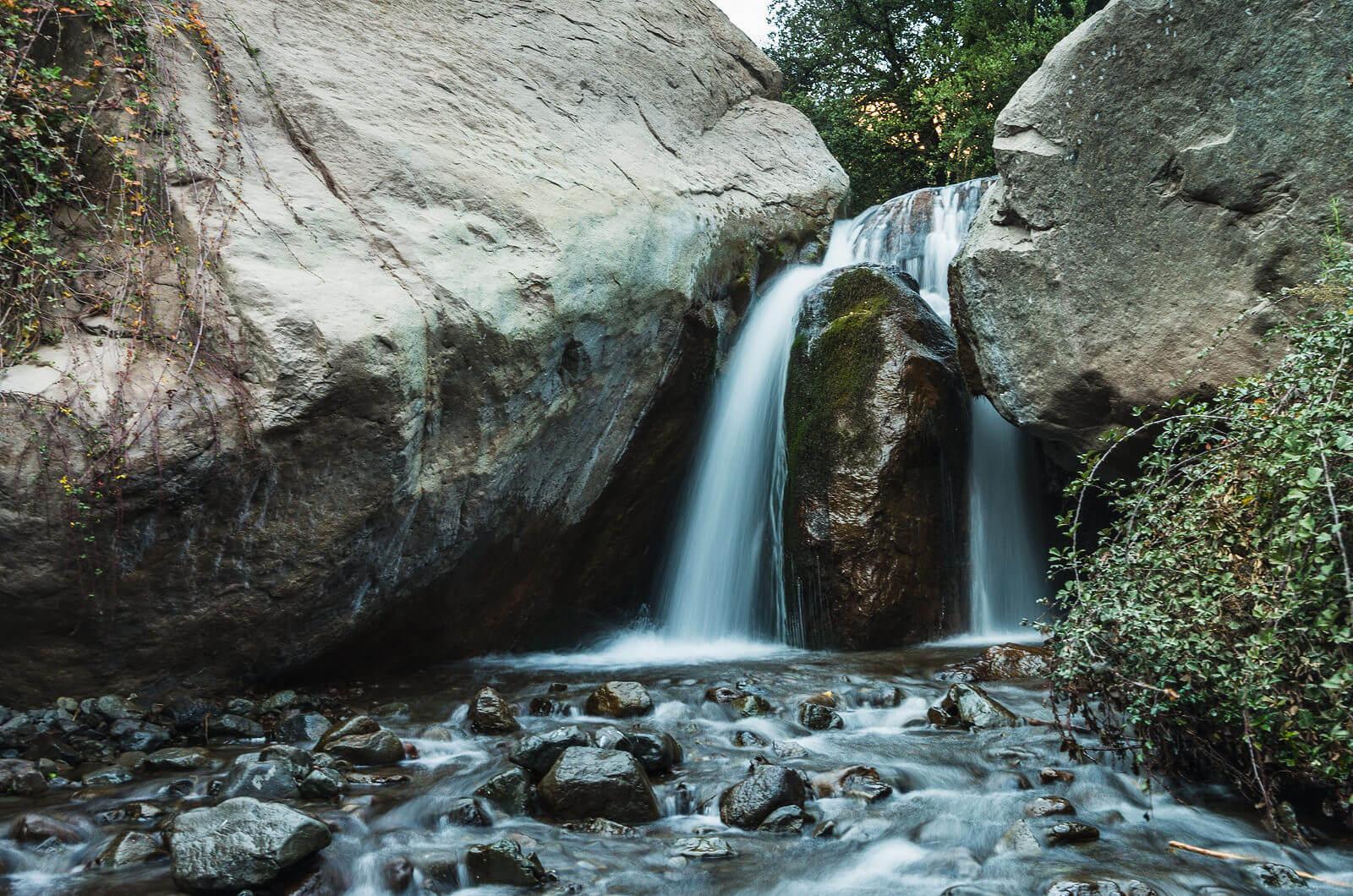 Parque Natural Aguas de Ramón, Chile