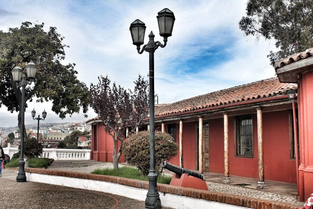Museo Cochrane, Valparaíso, Chile