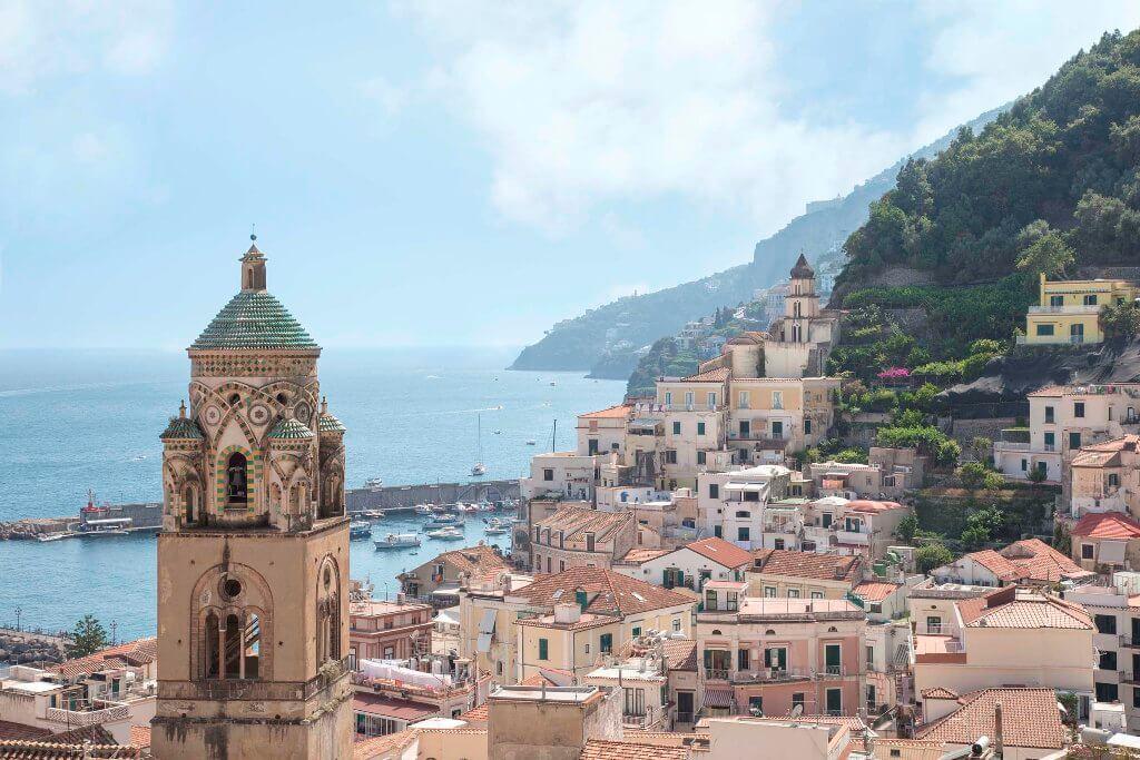 Una noche inolvidable en la costa Amalfitana