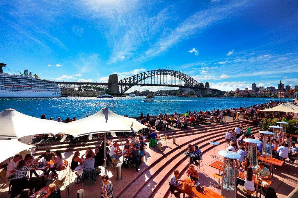Playa y sol son los favoritos de los viajeros que visitan Australia - Sueños Viajeros
