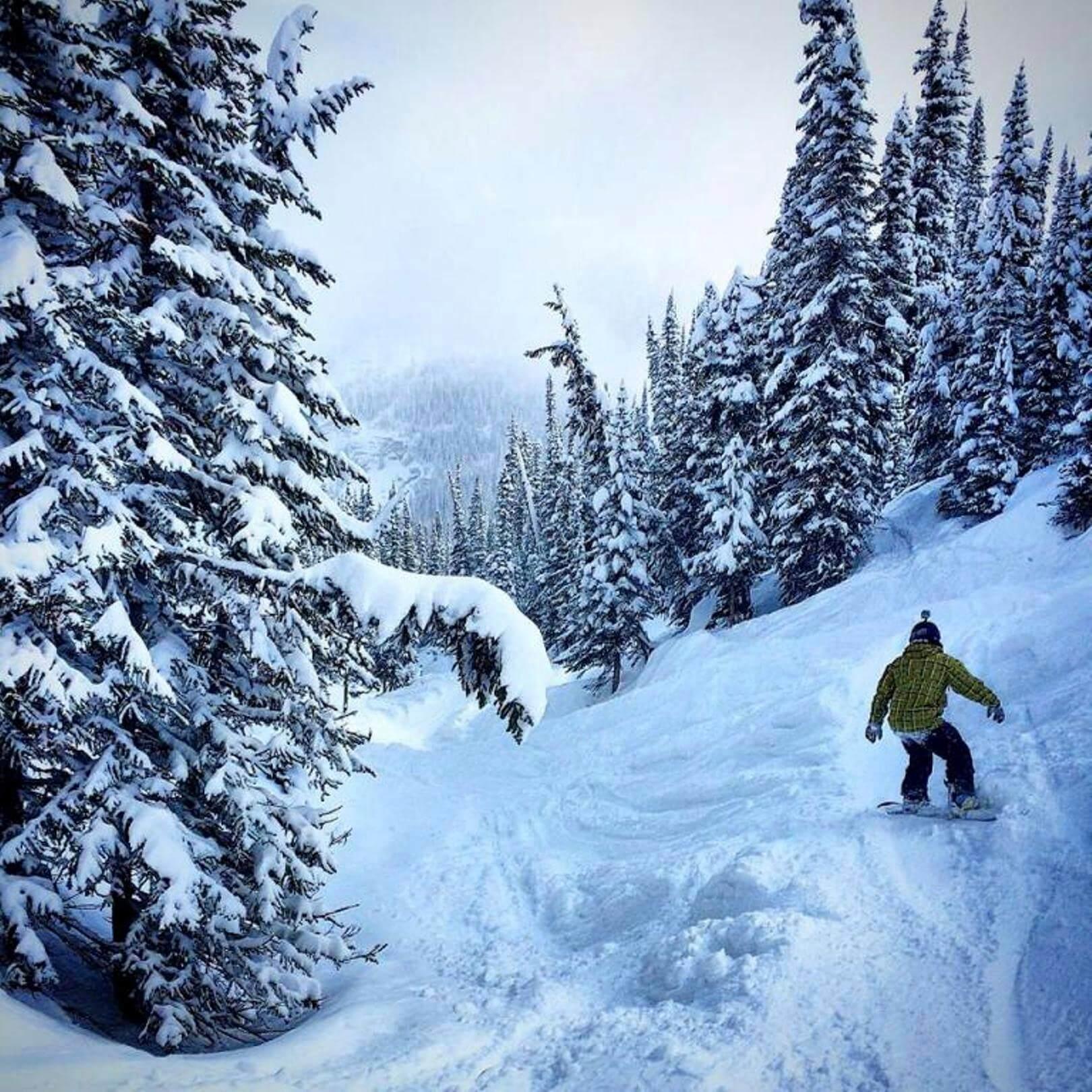 Si amas la nieve, ¡Canadá es tu lugar en el mundo! - Sueños Viajeros