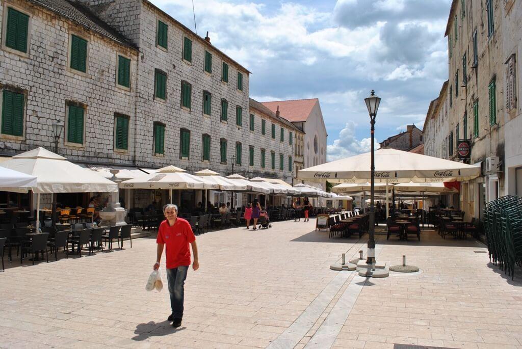 Sinj, Croacia