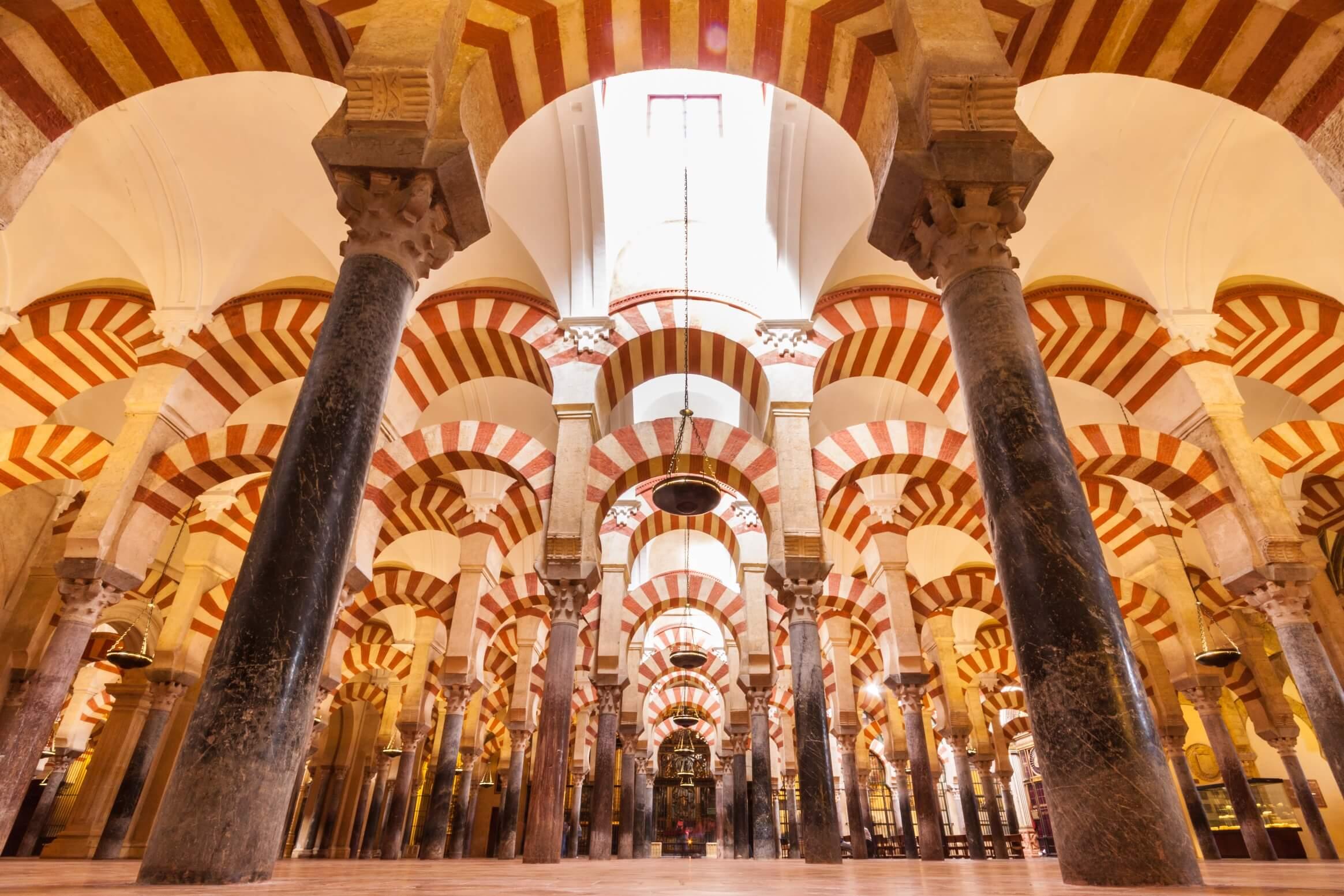 Recorrer la España musulmana
