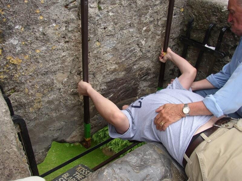 Piedra de Blarney, Irlanda