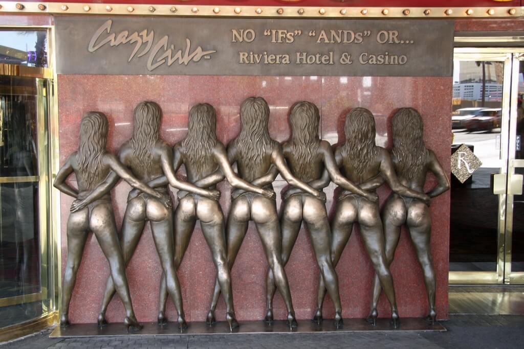 Crazy Girls, Las Vegas, Estados Unidos