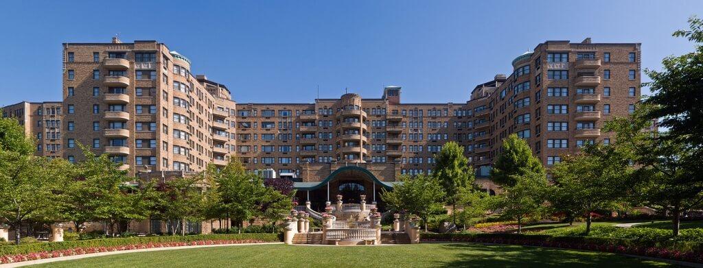 Hotel Omni Shoreham, Estados Unidos
