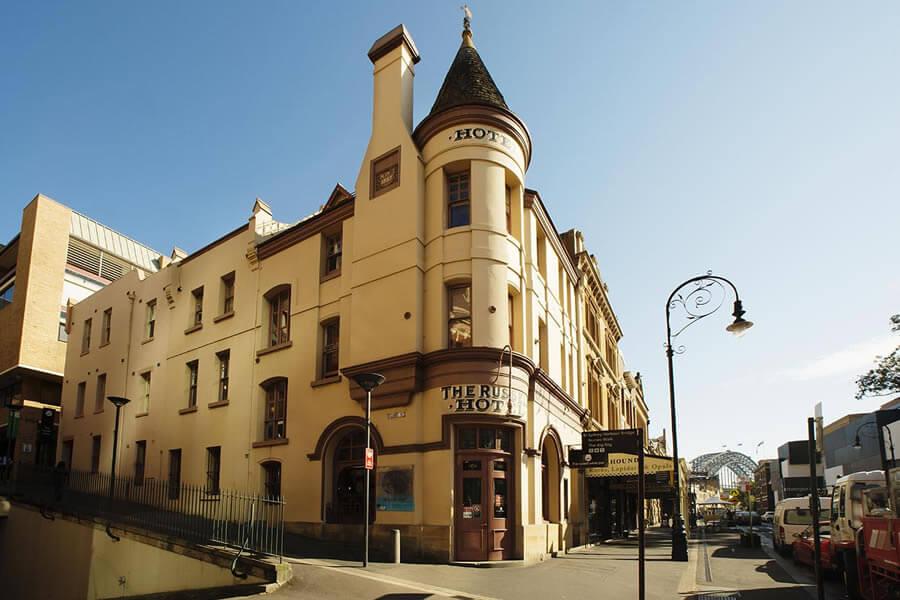 Russell Hotel, Australia