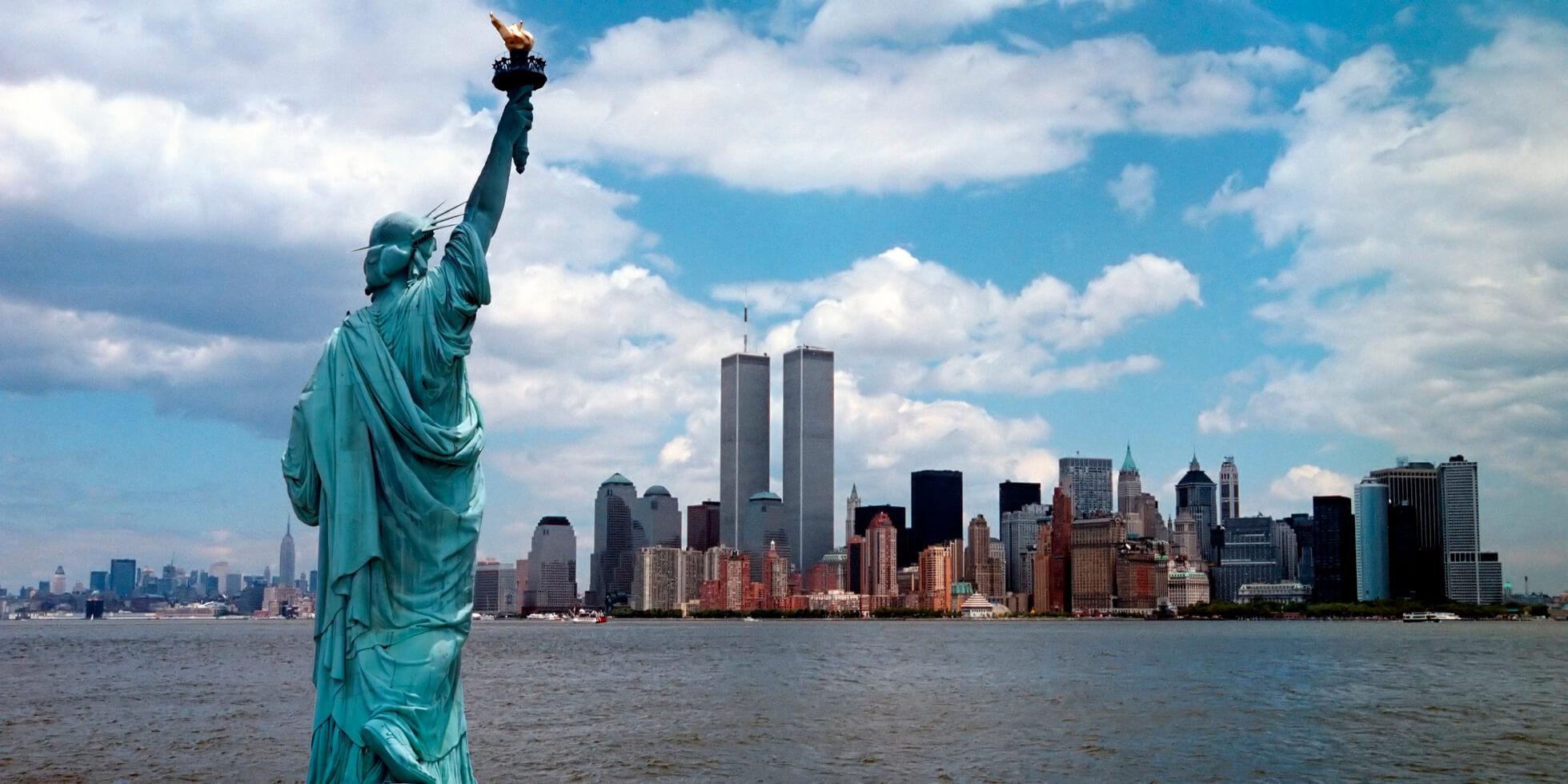 Torres Gemelas, Nueva York