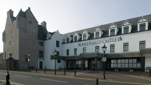 Ballygally Castle Hotels, Irlanda