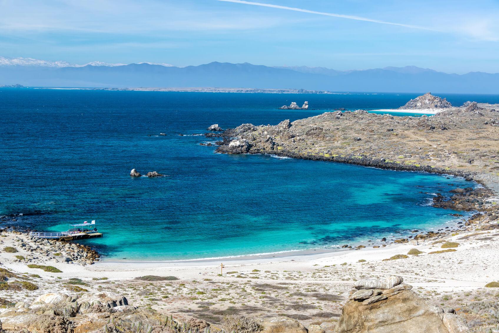 Isla Damas, Chile - Sueños Viajeros