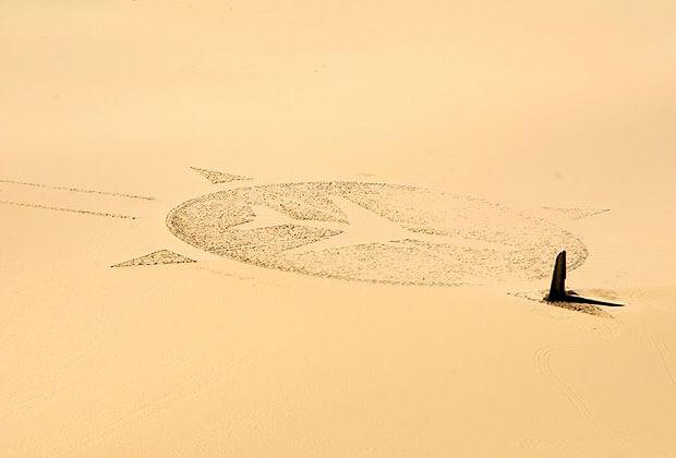 Sahara Memorial