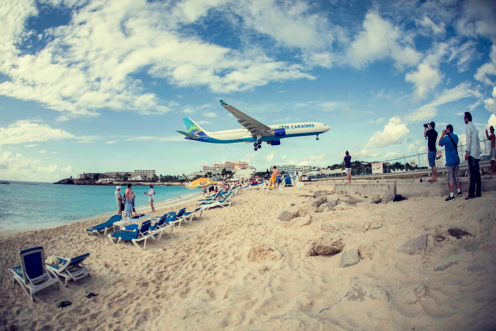 Aeropuerto Internacional Princesa Juliana, Sint Maarten