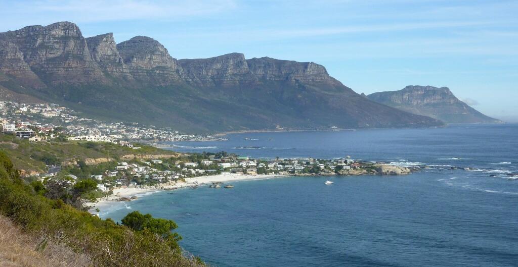 Camp's Bay, Ciudad del Cabo, Sudáfrica
