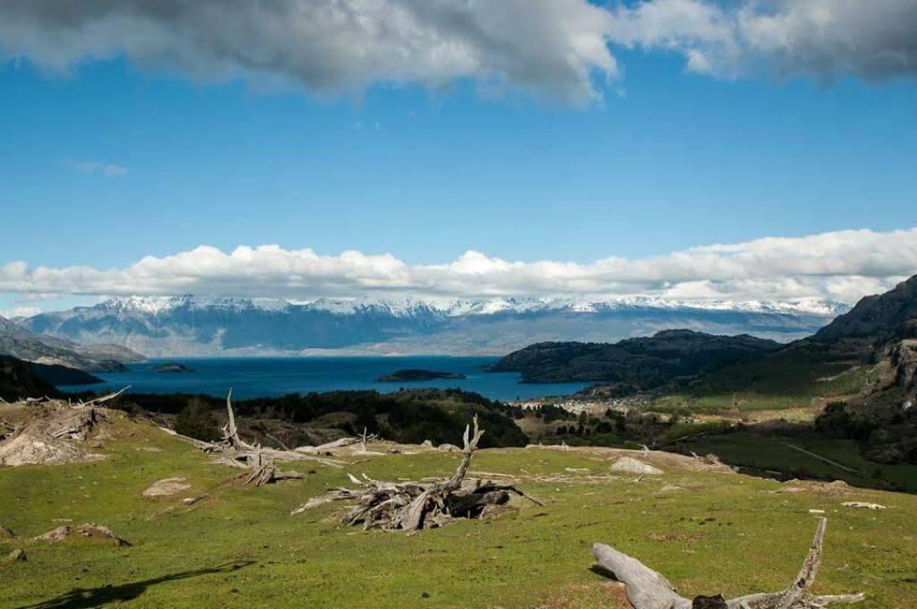 Puerto Río Tranquilo, Chile