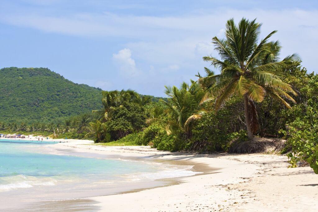 Playa Flamenco, Isla Culebra, Puerto Rico