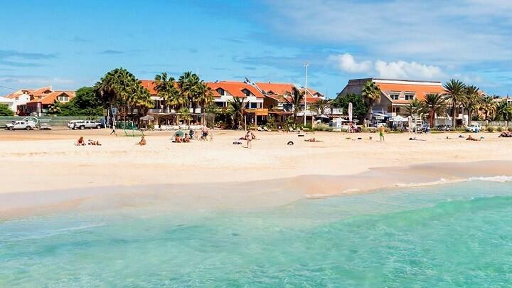 Playa de Santa María, Cabo Verde