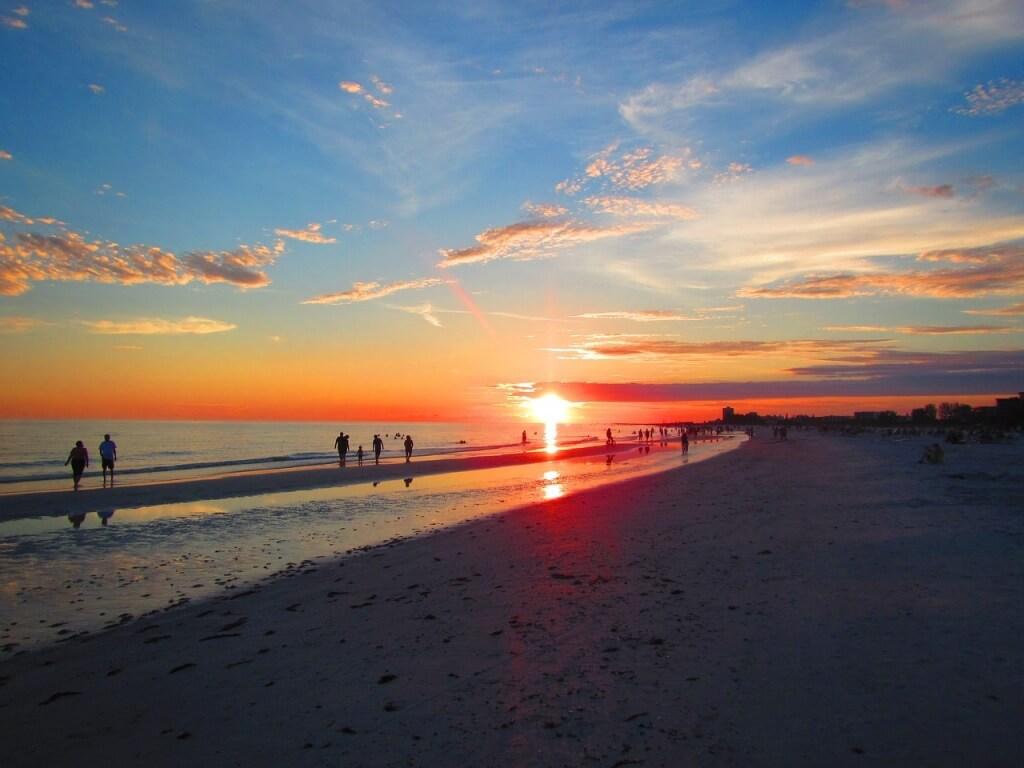 Siesta Beach, Florida, Estados Unidos