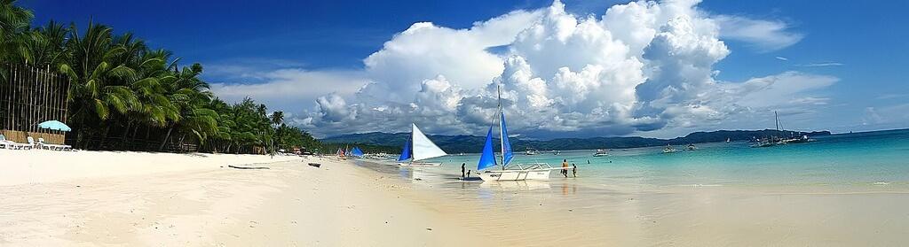 White Beach, Boracay, Filipinas