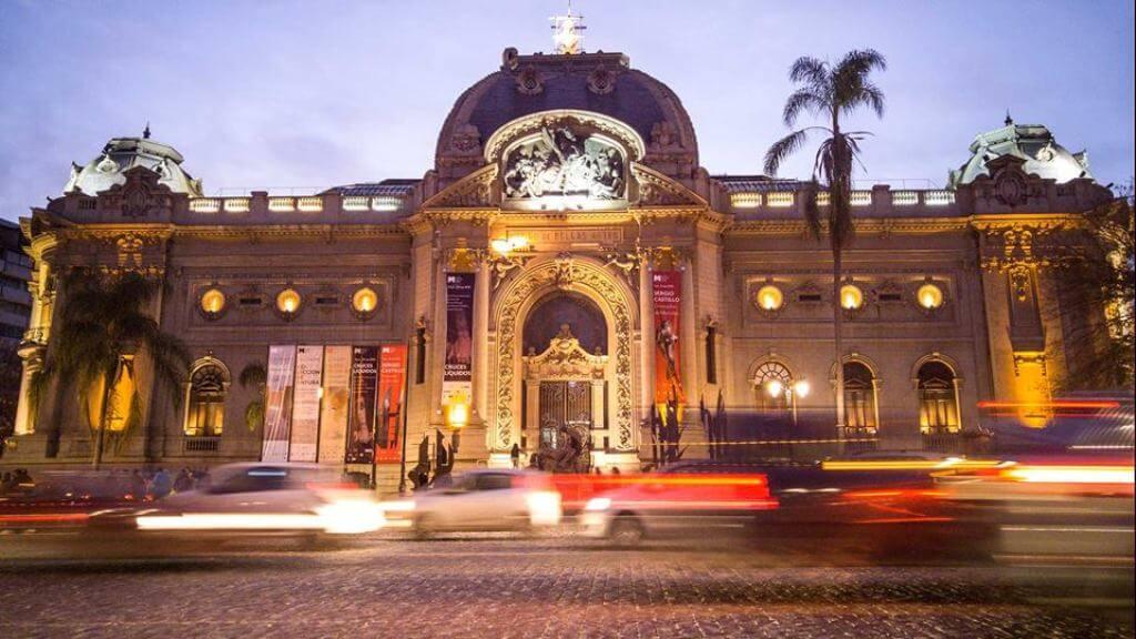 Museo de Bellas Artes - Sueños Viajeros