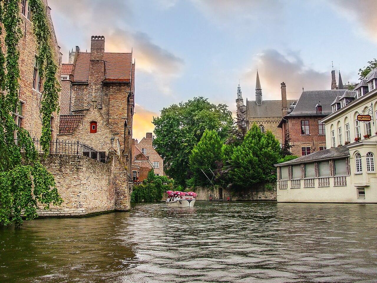 Los belgas disfrutan estos paisajes cada día - Sueños Viajeros