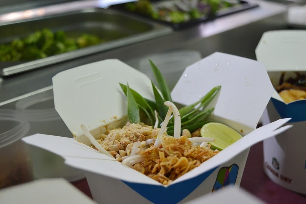 Pad thai de Maprao Thai