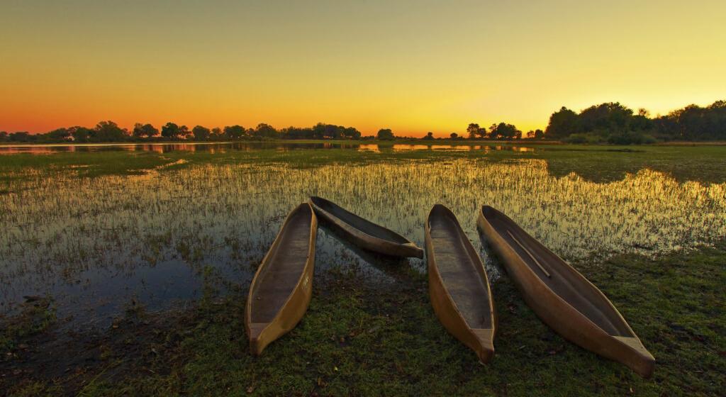 Delta del Okavango (Bosuana)
