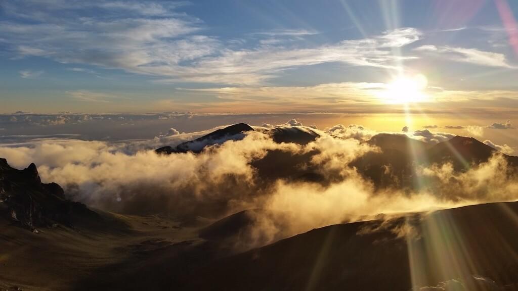 Volcán Haleakalá, Hawai (Estados Unidos)